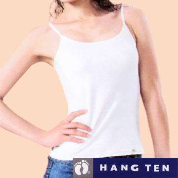 【HANG TEN】舒適素面小可愛女用背心~4件組