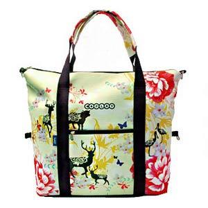 【COPLAY設計包】台灣油桐花印象  旅行袋