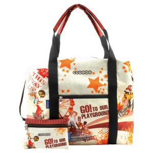 【COPLAY設計包】出發秘密基地  旅行袋