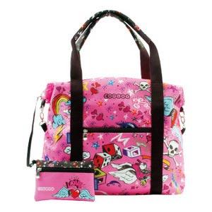 【COPLAY設計包】龐克天使  旅行袋