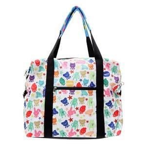 【COPLAY設計包】變身!白  旅行袋