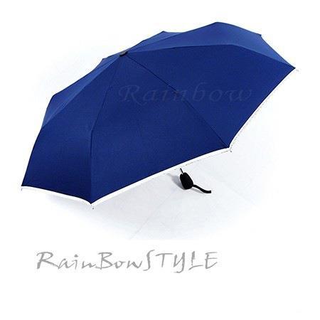 《RainSky》音韻風-隨深型自動傘/晴雨傘(深藏青)