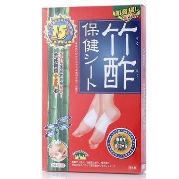 日本竹酢液貼片(24片入)