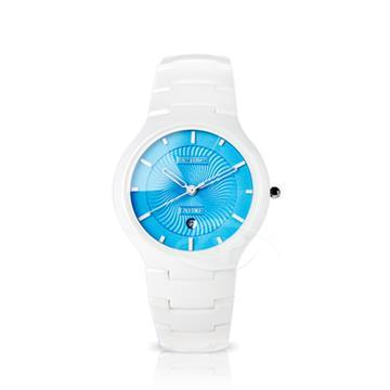 【Arseprince】亮彩繽紛馬卡龍手錶-男錶-天空藍