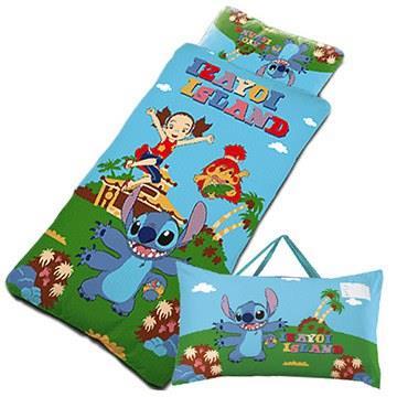 《史迪奇-遊戲篇》幼教兒童睡袋(4X5尺)