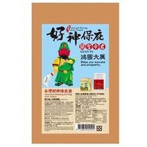 台灣好神保庇袋-關聖帝君--鴻圖大展