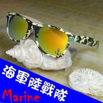 【Hawk eyes太陽眼鏡】A011c海軍陸戰隊