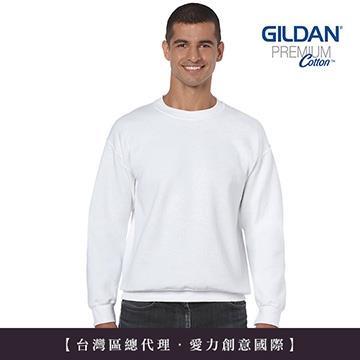 美國第一品牌GILDAN 亞規大學T-Shirt-白色