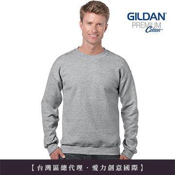 美國第一品牌GILDAN 亞規大學T-Shirt-麻灰