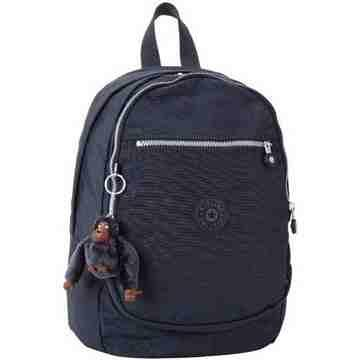Kipling U.S.A. 2014時尚魅力挑戰者寶藍色後背包