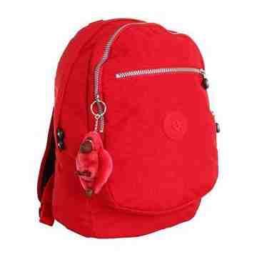 Kipling U.S.A. 2014時尚魅力挑戰者紅色後背包