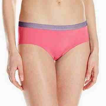 【CK】女時尚Flex粉紅色比基尼款三角內著3件組