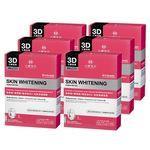 《台塑生醫》Dr's Formula亮白肌淨膚面膜6入組(熊果素3盒+紅石榴3盒)