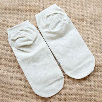 頑皮貓頭鷹(綠)‧韓國KISS夏季踝襪