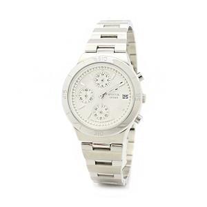 CITIZEN 銀河純白三環計時腕錶-白色/32MM(現貨+預購)