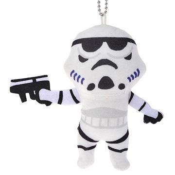 Disney 星際大戰-白武士別針吊飾
