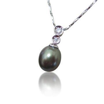 【小樂珠寶】冠軍店家單月狂銷568條珍珠人氣款,全美正圓3A南洋深海貝珍珠墬鍊項鍊