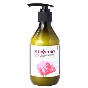 【MIRACORE蜜拉可爾】經典玫瑰保濕極潤身體乳