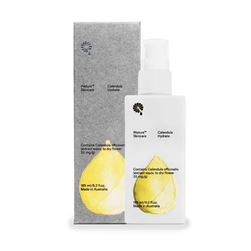 iNature植維方金盞花保濕潤膚乳液(185ml/瓶,共1瓶)
