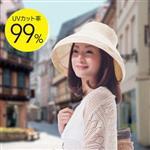 日本sunfamily 抗UV寬緣小顏綿帽