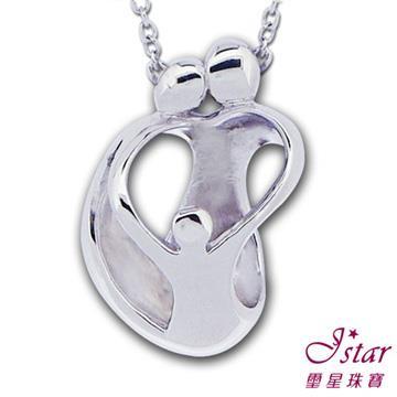 Jstar 璽星珠寶-950純銀項鍊-守護