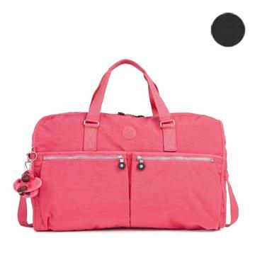 KIPLING 雙口袋旅行袋/行李包-大 (現貨+預購)