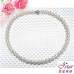Jstar 璽星珠寶-8mm貝珠串鍊項鍊