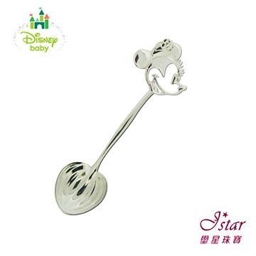 Jstar 璽星珠寶-迪士尼銀湯匙-米妮款
