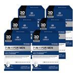 《台塑生醫》Dr's Formula7-IN-1男進化全效調理面膜(7片/盒)*6入