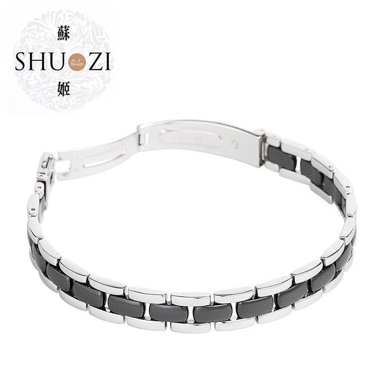 SHUZI™ 黑京瓷手鍊 - 美國製造