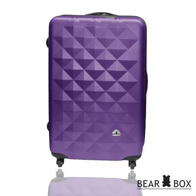 BEAR BOX  晶鑽系列 ABS 輕硬殼行李箱28吋