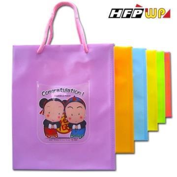 無毒環保購物袋 (B5) 中國娃娃