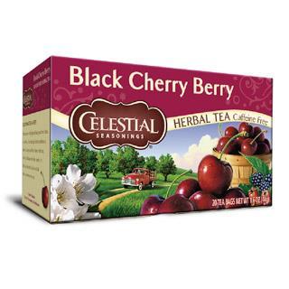 詩尚草本 黑櫻桃莓果茶 (二盒入 每盒20個茶包)
