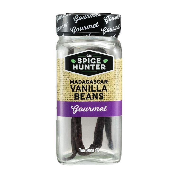 【香料獵人】馬達加斯加香草夾, 2支 Vanilla Bean, Madagascar 2pcs