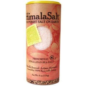 『喜馬拉雅山』 萬古流香粉紅岩鹽-細鹽瓶(171g)