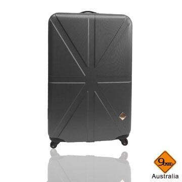 Gate9英倫系列ABS輕硬殼行李箱20吋登機箱