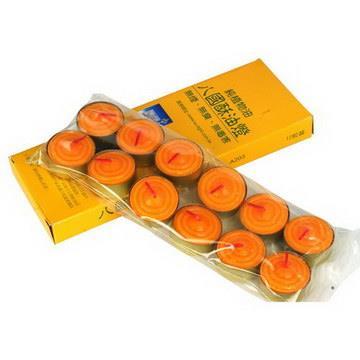 【藏傳佛教文物】八國酥油燈-小酥油粒12入(PBL-03)