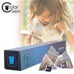 【Color Salon Tea】桂花綠茶(3g 12包/盒)