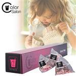 【Color Salon Tea】玫瑰烏龍茶(3g 12包/盒)