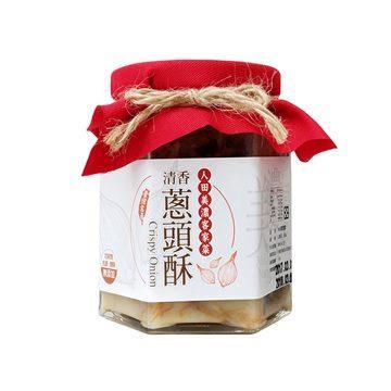 美濃客家菜-清香蔥頭酥(一罐/180g)_A011003