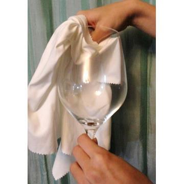 專業水晶酒杯擦拭布