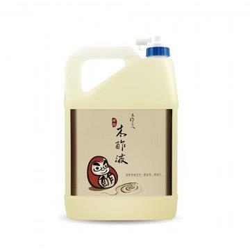 【木酢達人】精餾木酢液原液5公升桶裝【#10109】