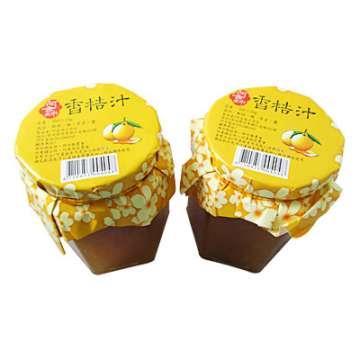 《好客-阿金姐》香桔汁(350g / 3入)_A007005