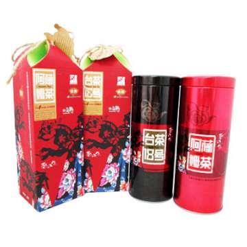 《好客-鼎崴》日月潭紅茶禮盒(2罐/盒)_A004003