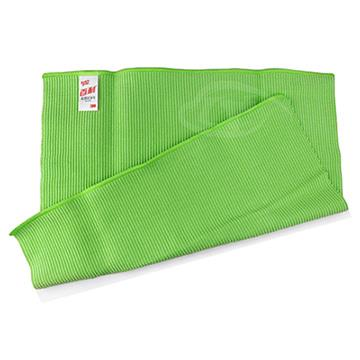 【3M】百利魔布超潔拭淨布30X30-3入/包(2包)(綠色)