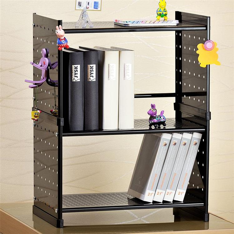 【ikloo】貴族風可延伸式組合書櫃/書架二入組