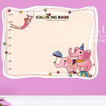 Christine寶貝學習牆貼/壁貼/塗鴉貼 TCA105