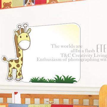 Christine寶貝學習牆貼/壁貼/塗鴉貼(小) TCA001