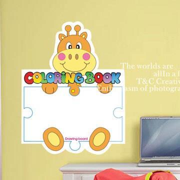 Christine寶貝學習牆貼/壁貼/塗鴉貼(小) TCA007