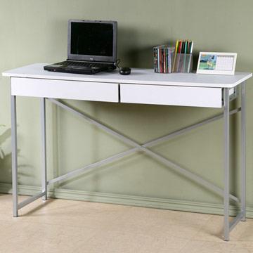 《YoStyle》 超值附抽工作桌-寬120公分 (二色可選)